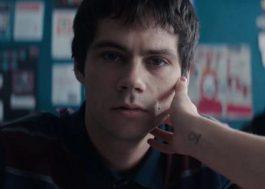 """Dylan O'Brien lida com visões bizarras no trailer do filme """"Flashback"""""""