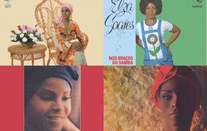 Elza Soares lança álbuns dos anos 1970 nas plataformas digitais