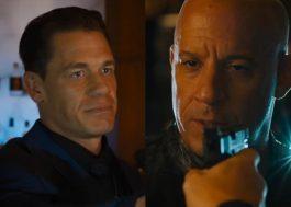 """""""Velozes e Furiosos 9"""": John Cena e Vin Diesel se enfrentam em novo trailer explosivo"""