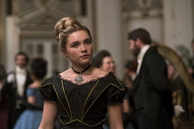 A atriz interpretará uma enfermeira inglesa chamada Lib Wright (Wilson Webb / CTMG Inc. / Divulgação)