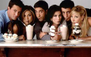 """Gravações do especial de """"Friends"""" chegam ao fim"""