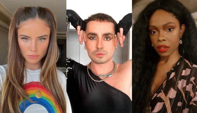 """Os artistas vão participar do painel """"Novas Identidades da Música Brasileira"""" (Reprodução / Instagram)"""