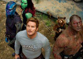 """James Gunn anuncia finalização do roteiro do especial de """"Guardiões da Galáxia"""""""