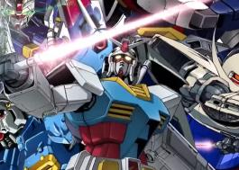 """""""Gundam"""" ganhará filme live-action pela Netflix"""