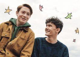 "Kit Connor e Joe Locke estrelarão romance baseado na trilogia literária ""Heartstopper"""