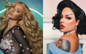 """Iggy Azalea revela prévia do remix de """"Brazil"""", parceria com Gloria Groove"""