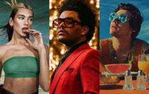 Dua Lipa, The Weeknd e Harry Styles estão entre os indicados do iHeartRadio Music Award