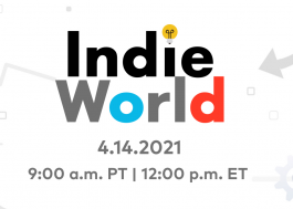 "Nintendo anuncia ""Indie World Showcase"" para amanhã (14)"
