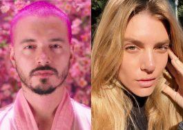 J Balvin está à espera do primeiro filho com a modelo Valentina Ferrer