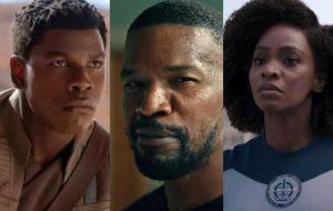 Netflix anuncia fim das gravações de filme com John Boyega, Jamie Foxx e Teyonah Parris