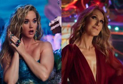 Katy e Celine Dion anunciam residência