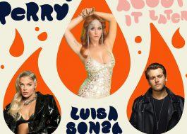 """Katy Perry, Luísa Sonza e Bruno Martini se unem em remix enérgico de """"Cry About It Later"""""""
