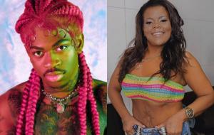 Lil Nas X volta a tuitar em português (desta vez com direito a interação de Tati Quebra Barraco!)