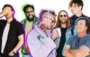 """Maroon 5 lançará o disco """"Jordi"""" com homenagem ao ex-empresário"""