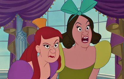 Filme sobre irmãs de Cinderela