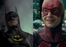 "Michael Keaton retornará como Batman em ""The Flash"""