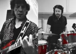 """Mick Jagger reflete sobre pandemia e lockdown em parceria com Dave Grohl; ouça """"Eazy Sleazy"""""""