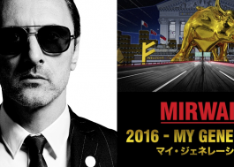 """Mirwais lança """"2016 – My Generation"""", primeiro single em duas décadas, e confirma álbum para final do ano"""