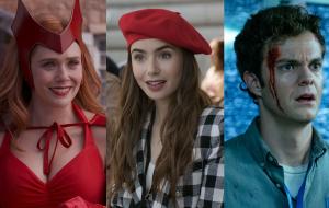 """""""WandaVision"""", """"Emily em Paris"""" e """"The Boys"""" lideram a lista de indicados ao MTV Movie & TV Awards"""