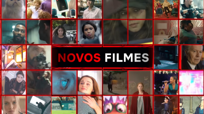 Em 2021, plataforma tem lançado um filme original por semana (Reprodução)