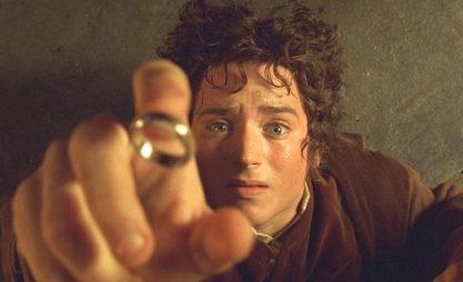 """Custo da série """"O Senhor dos Anéis"""""""