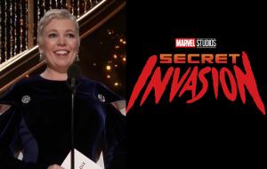 """Olivia Colman está em negociações para atuar em """"Invasão Secreta"""", diz site"""