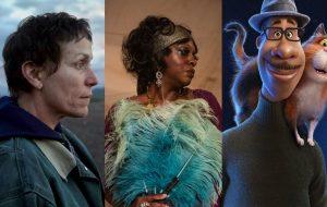 """Oscar 2021: """"Nomadland"""", """"A Voz Suprema do Blues"""" e """"Soul"""" se consagram em cerimônia com feitos históricos"""