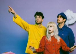 Hayley Williams confirma que o Paramore está trabalhando em novas músicas