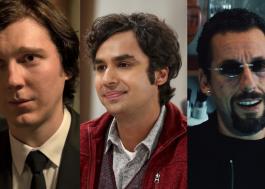 "Paul Dano e Kunal Nayyar se juntam a Adam Sandler no elenco de ""Spaceman"""
