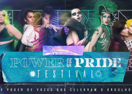 Power of Pride Festival ganha novas datas