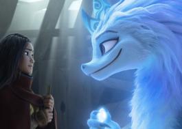 """""""Raya e o Último Dragão"""" é lançado sem custo adicional para todos os assinantes do Disney+"""