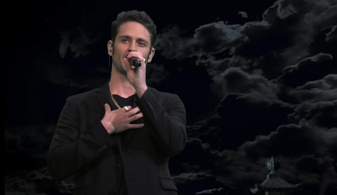 """Single foi registrado no concerto virtual """"Ser O Parecer"""" (Reprodução)"""