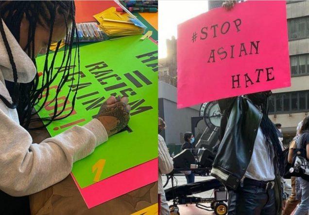 A manifestação aconteceu em Nova York (Reprodução)