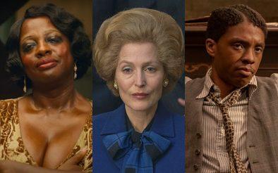 Cerimônia antecede a entrega do Oscar, no próximo dia 24 de abril (Fotos: Divulgação/Netflix)