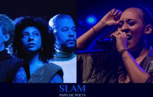 """Tuyo se une à poetisa Kimani no projeto """"Slam Papo de Poeta"""", que estreia hoje (06)"""