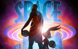 """LeBron James e Pernalonga surgem imponentes em novo pôster de """"Space Jam 2"""""""