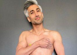 """Tan France, de """"Queer Eye"""", está à espera do primeiro filho!"""