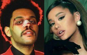 """The Weeknd e Ariana Grande lançarão remix de """"Save Your Tears"""" ainda nesta semana"""