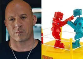 Vin Diesel estrelará filme inspirado em brinquedo de robôs lutadores
