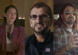 St. Vincent e Ringo Starr estão em trailer de novo documentário dirigido por Dave Grohl