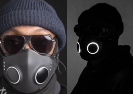 Will.i.am lança máscara tecnológica contra a Covid-19; conheça a Xupermask