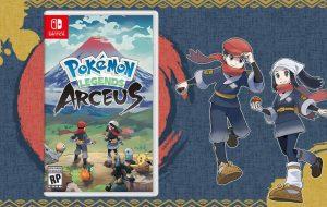 """""""Pokémon Legends: Arceus"""" chega no início de 2022"""