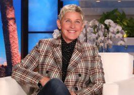 Ellen DeGeneres anuncia fim de talk show após 19 temporadas