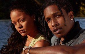 """A$AP Rocky confirma namoro com Rihanna e diz: """"O amor da minha vida"""""""