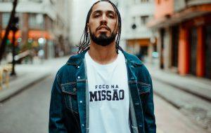 """Rashid fala ao Papelpop sobre single """"Diário de Bordo 6"""": """"É como ser um jornalista no campo de guerra"""""""