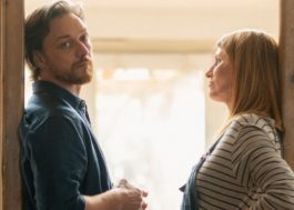 "James McAvoy e Sharon Horgan interpretam casal em crise na 1ª foto de ""Together"""