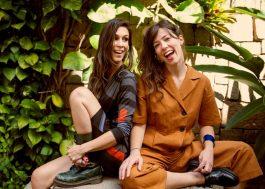 """Sarah Oliveira e Roberta Martinelli mergulham em memórias afetivas em """"Nós"""", novo podcast"""