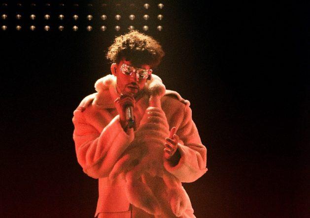 Ele foi premiado como Melhor Artista Latino na premiação (Foto: Getty Images)