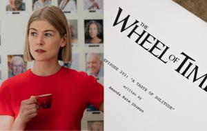 """""""A Roda do Tempo"""": série com Rosamund Pike é renovada para segunda temporada"""
