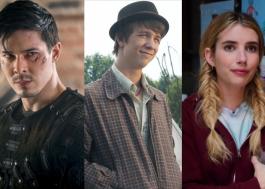 """Lewis Tan e Thomas Mann vão contracenar com Emma Roberts em """"About Fate"""""""